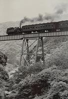 国鉄高森線 C12形蒸気機関車 昭和44年