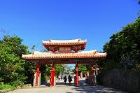 沖縄県 首里城 守礼門