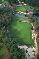 パインバレー・ゴルフクラブ 18番ホール 483ヤード パー4