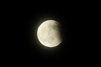 新潟県 皆既月食 村松公園