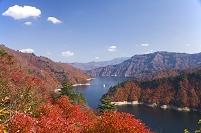 新潟県 奥只見湖