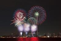 東京都 東京湾大華火祭