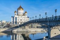 ロシア モスクワ 救世主ハリストス大聖堂