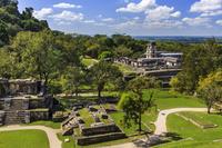メキシコ パレンケ 宮殿