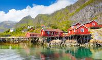 ノルウェー ロフォーテン諸島 ロルブー