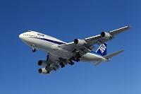 全日空ボーイング747 ジャンボジェット