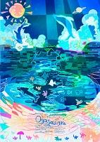 世界遺産アート 小笠原諸島 南島の扇池