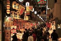日本 京都府 師走の錦市場