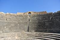 チュニジア ドゥッガ遺跡 円形劇場