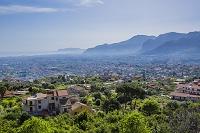 イタリア シチリア島 モンレアーレの春