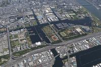 東京都 江東区辰巳・夢の島周辺