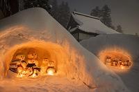 石川県 雪だるま祭り