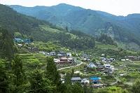 徳島県 八重地集落