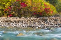 岩手県 松川渓谷