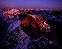 Half Dome Yosemite  N.P.  U.S.A.