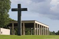 スウェーデン 森の墓地 礼拝堂