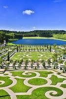 フランス ヴェルサイユ宮殿の庭園