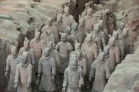 中国 西安 兵馬俑博物館