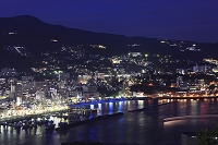 静岡県 熱海の夜景