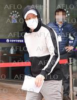 元JYJユチョン、監置裁判のため裁判所へ