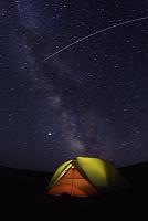 モンゴル 星空