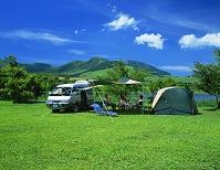 大分県・九重町 オートキャンプ