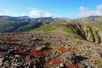 北海道 上川町 大雪山国立公園 層雲峡