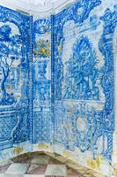 ポルトガル シントラの王宮 アズレージョのタイル