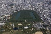 大仙公園と仁徳天皇陵