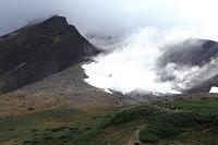 北海道 旭岳