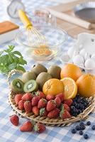 フルーツタルト 材料のフルーツ