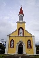 フレンチポリネシア タヒチ島 パペーテ