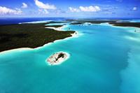 ニューカレドニア イル・デ・パン島 ウピ湾