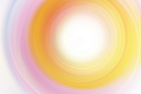 円形の光イメージ CG