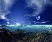 静寂な惑星