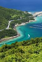 高知県 大堂海岸と柏島の海