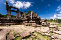 カンボジア プレアヴィヒア寺院 第1塔門
