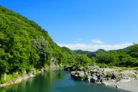 埼玉県 新緑の長瀞