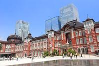 東京都 東京駅 丸の内駅前広場
