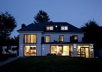 家の明かり