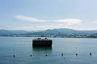 小樽港の遺産 旧石炭桟橋