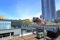 東京都 恵比寿駅と恵比寿ガーデンプレイス