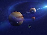 CG太陽系
