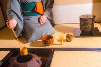 茶道 イメージ