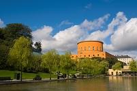 スウェーデン ストックホルム ストックホルム市立図書館