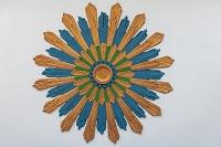 イギリス ランカシャー  アール・デコ装飾