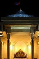 モンゴル ウランバートル スフバートル広場