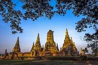 タイ アユタヤ ワット・チャイ・ワッタナラム