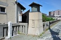 京都府 坂本龍馬避難の材木小屋跡