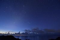 沖縄県 石垣島 星空と海